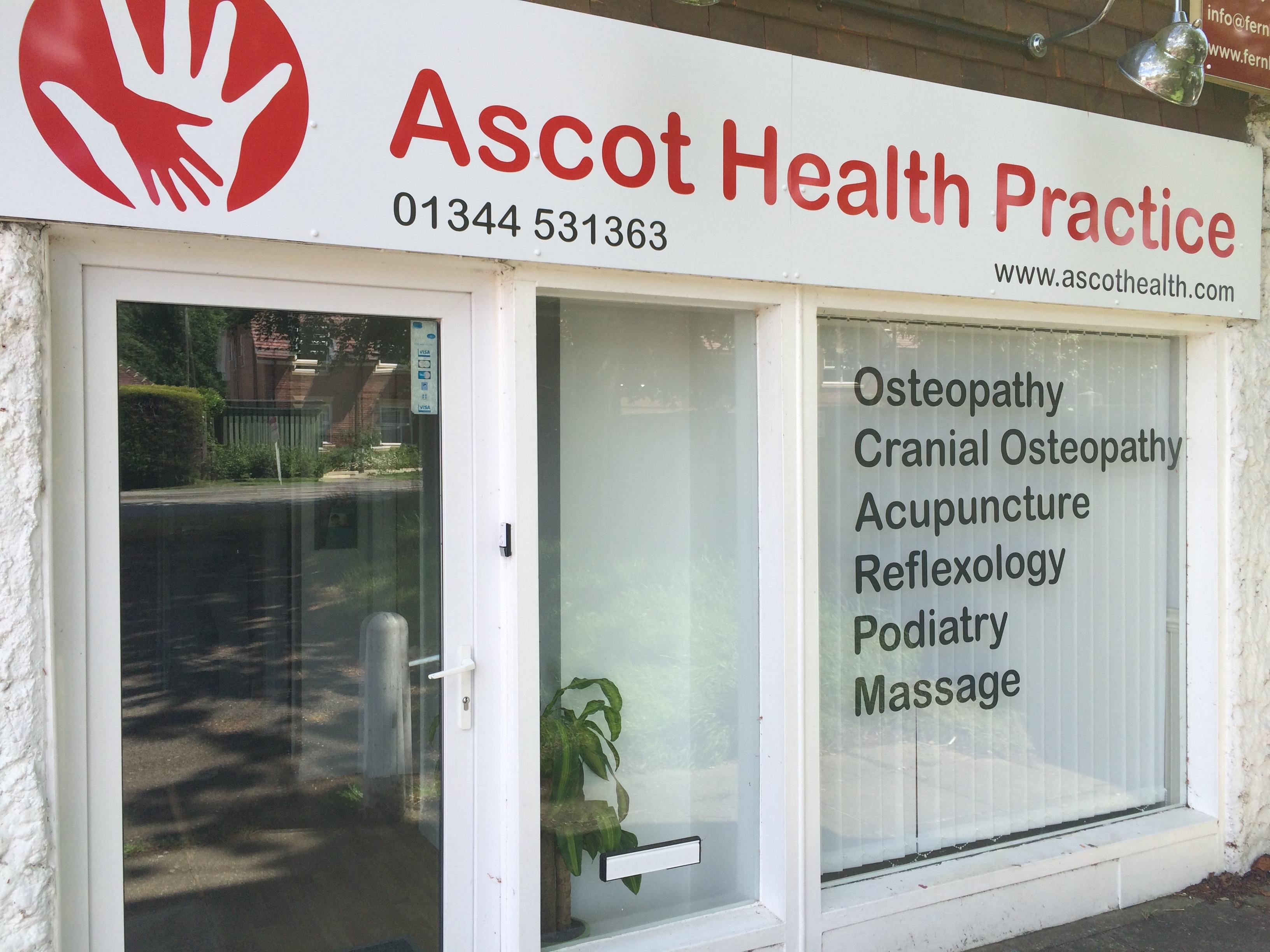 Ascot Health Practice 20150606