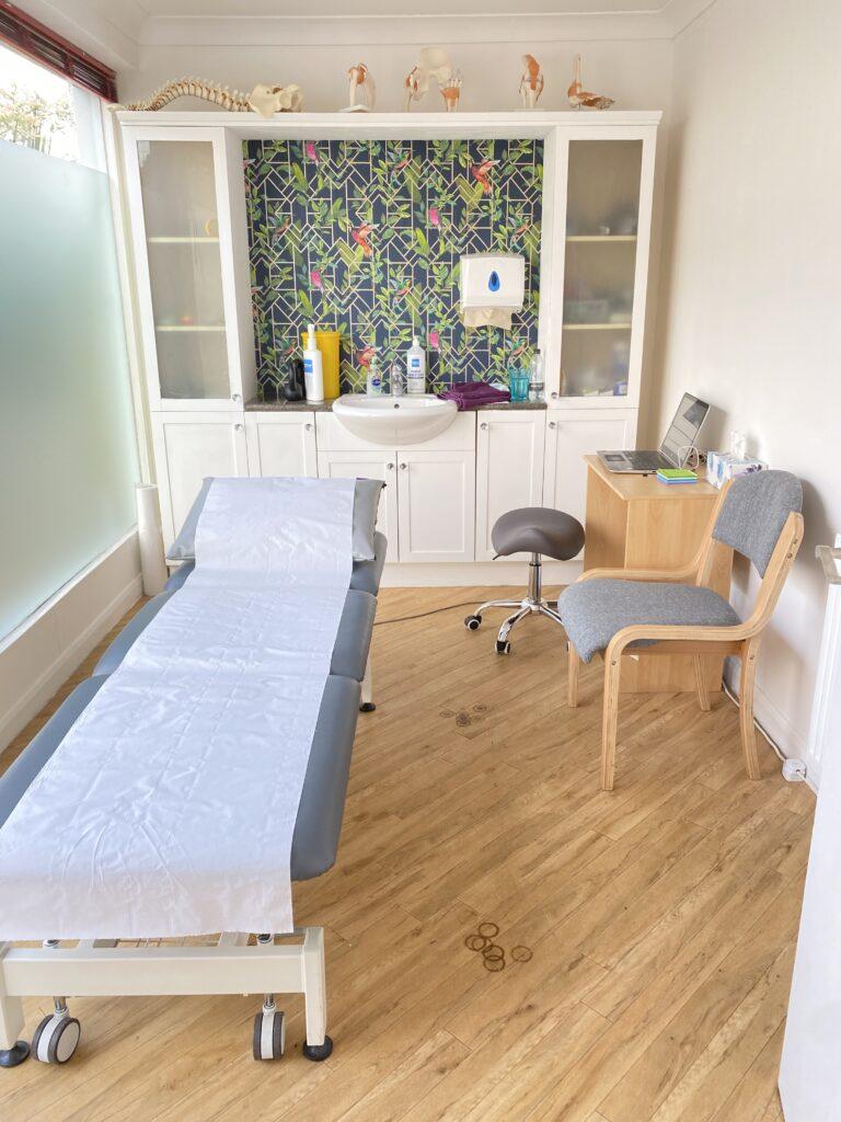 Ascot Health Practice Treatment Room